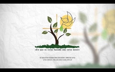 Lançado o hino da 24ª Assembleia Geral Eletiva da CRB Nacional