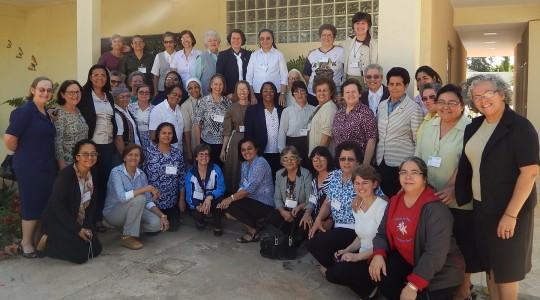 Superioras Gerais das congregações brasileiras participam de assembleia anual