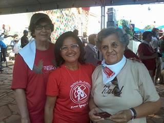Irmãs Judite, Janete e Ernilda
