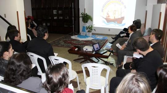 Sede Geral: Colaboradores/as celebram o Ano Vocacional ICM