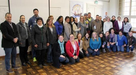 Representantes das Obras Sociais participam do encontro de Planejamento Estratégico