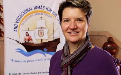 Vocação e Missão com a Irmã Rita Loici Schneider