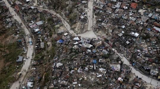 Haiti: Irmã Neuza Lovis descreve a destruição após passagem do furacão