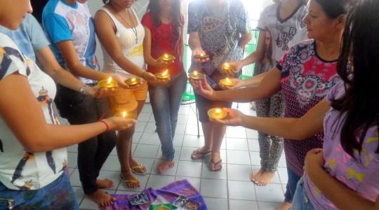Jovens participam de encontro vocacional em Picos (PI)