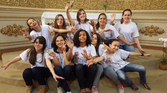 Encontro vocacional reuniu jovens em Porto Alegre