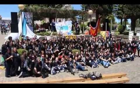 Acampamento: Carta Compromisso da Juventude ICM