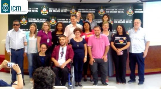 Rede ICM de Assistência Social foi reeleita para CEAS/RS