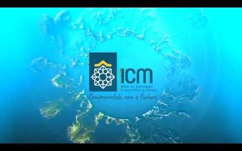 Lançada a marca institucional da Rede ICM de Educação e Assistência Social