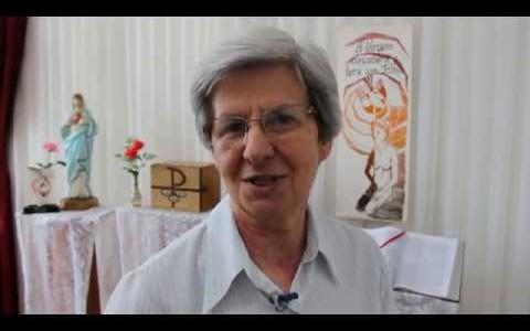 4ª Semana do Advento - Reflexão com a Ir. Gentila Richetti