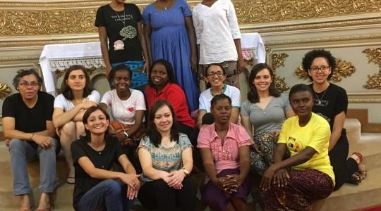 Evento histórico: Realizado o I Encontro Internacional das Irmãs Junioristas ICM