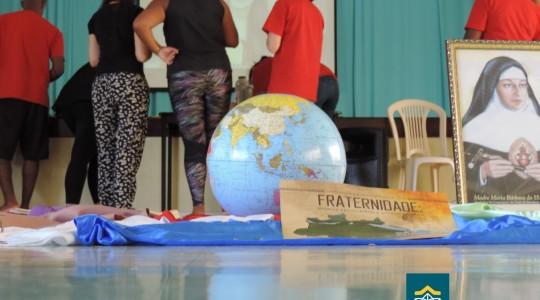 Educadores do Inst. São Benedito participam de encontro de formação