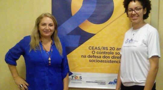 Rede ICM participa da diretoria do Conselho Estadual de Assistência Social