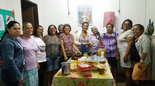 Paraíba: Irmãs e leigas celebram o aniversário da Congregação