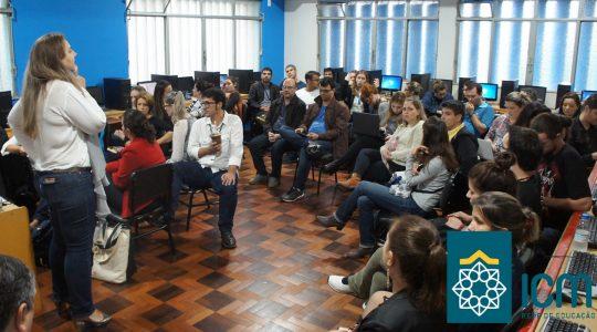 Educação Digital: professores participam de novo encontro de formação
