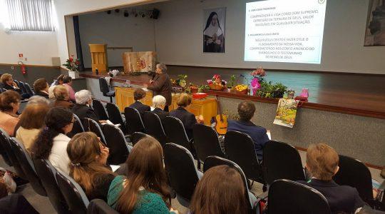 Província Maria Mãe de Deus promoveu encontro regional