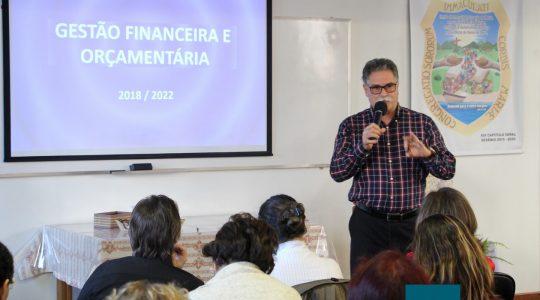 Gestão de orçamento e ciclos de controle é tema do Seminário do Planejamento Estratégico