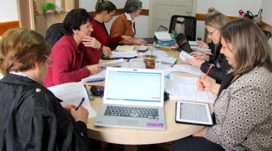 Equipe encaminha os preparativos finais da Agenda ICM 2018