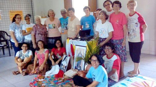 Retiro Congregacional reúne Irmãs em Caucaia - Ceará