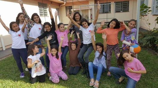 Encontro vocacional para meninas refletiu sobre as virtudes de Maria