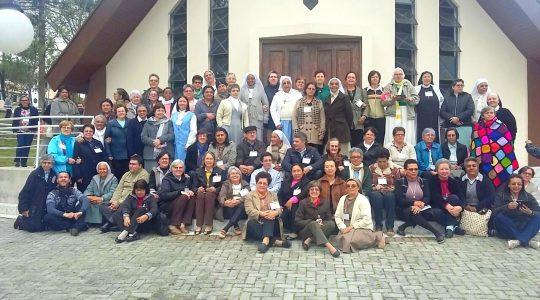 40ª Assembleia da União das Superioras(es) Gerais das Congregações Brasileiras