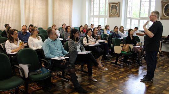 Gestores da Rede ICM participam de mais uma semana de formação