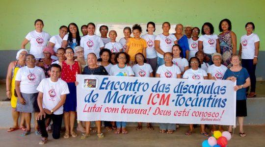 "Tocantins: grupo de leigas ""Discípulas de Maria"" promoveu encontro"