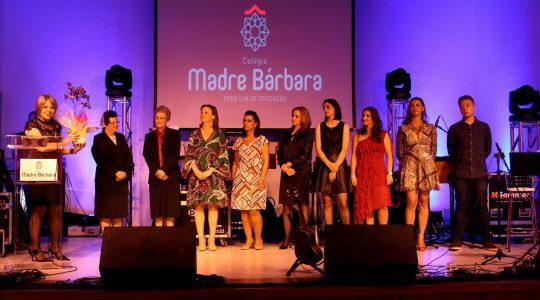 Colégio Madre Bárbara comemora 120 anos com Jantar Baile