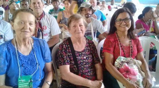 Irmãs participam do 1º Encontro Nacional dos s Povos e 1ª Romaria do Cerrado