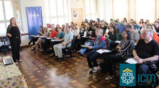 Seminário de Planejamento Estratégico da Rede ICM de Educação