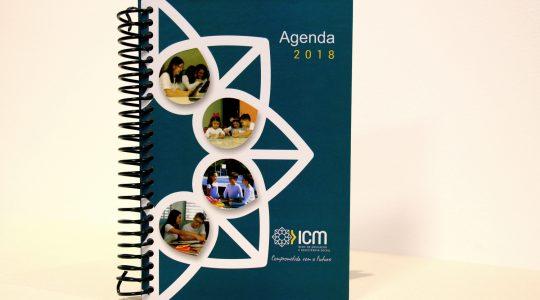 Agenda ICM 2018: 40 anos de evangelização