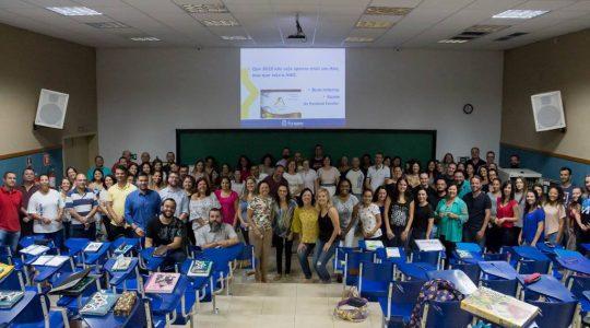 Colégio Puríssimo inicia as atividades letivas 2018