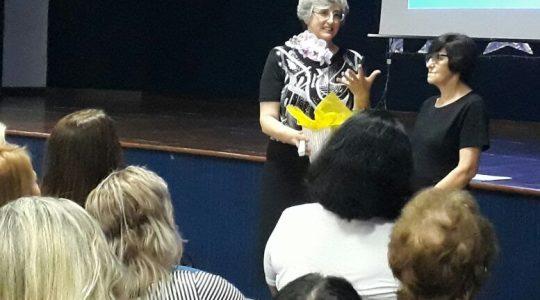 Irmã Maria Josefa Soares é a nova vice-diretora da Escola Pio XII, no Rio de Janeiro