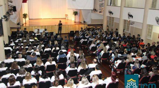 Ética e valores: Encontro de formação reúne quase 400 professores da Rede ICM de Educação