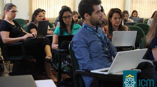 Rede ICM de Educação inicia mais uma turma do Programa de Educação Digital