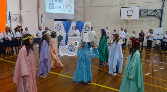 Colégio Madre Imilda celebra 90 anos