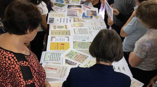 Irmãs participam do encontro de Revitalização Espiritual - REVIRE ICM