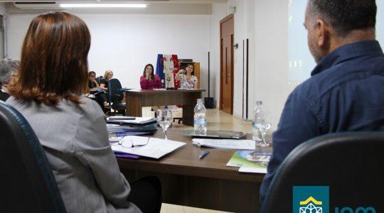 Participantes do Programa de Formação de Gestores ICM apresentam trabalho de conclusão