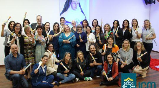 Solenidade de formatura celebra conclusão do Programa de Formação de Gestores da Rede ICM