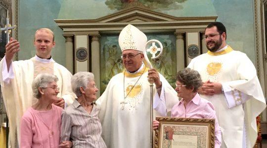 Irmã Miria Kolling é homenageada na Diocese de Novo Hamburgo