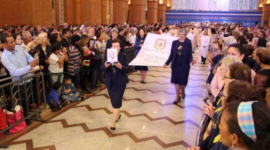 Missa em Aparecida celebra o Bicentenário de Nascimento de Bárbara Maix