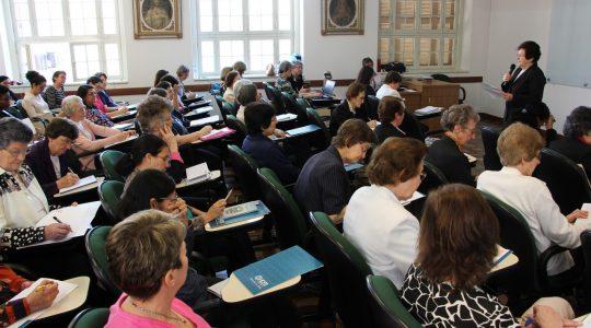 Conselho Plenário da Congregação debate processo formativo para a Vida Consagrada