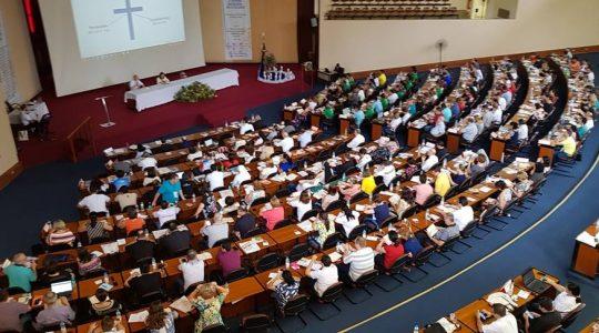 Congregação esteve presente na 4ª Semana Brasileira de Catequese