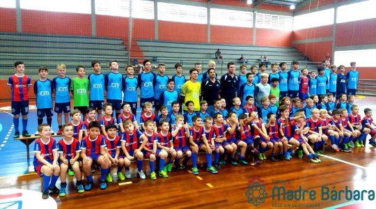 Colégio promoveu Copa Bárbara Maix 200 anos