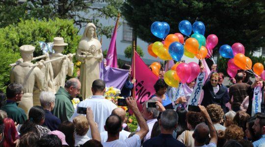 Peregrinação a Santa Lucia do Piaí celebra aniversário da beatificação de Bárbara Maix