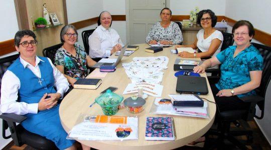 Congregação acolhe encontro da União das Superioras Gerais das Congregações brasileiras