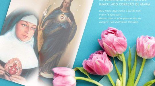 2º Dia do Tríduo pelos 170 anos de fundação da Congregação