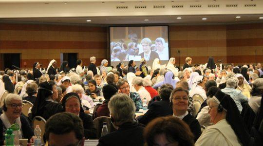 O 3º dia da Assembleia Plenária da UISG