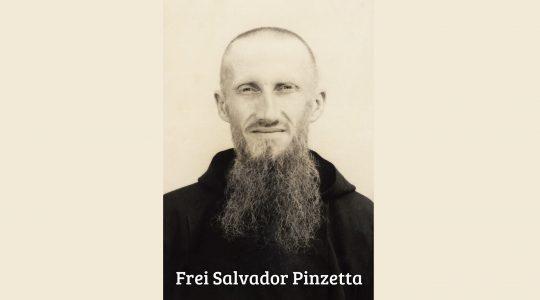 Igreja Católica reconhece Frei Salvador Pinzetta como