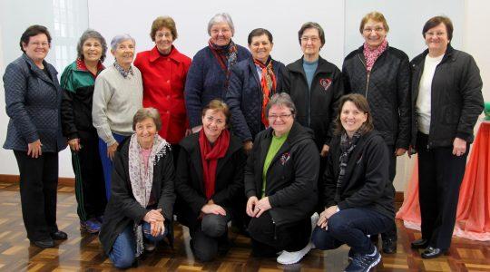 Equipe congregacional elabora o retiro espiritual para 2020