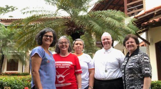 Encontro da Diretoria da USGCB em Salvador